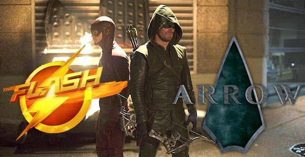 Flash-vs-Arrow-Barry-Allen-and-Oliver-Queen
