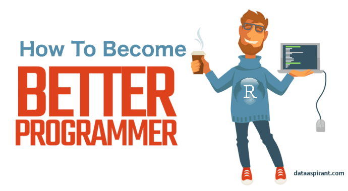How to become better r programmer