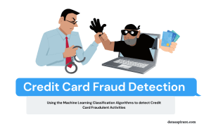 Credit card fraud detection with classification algorithms