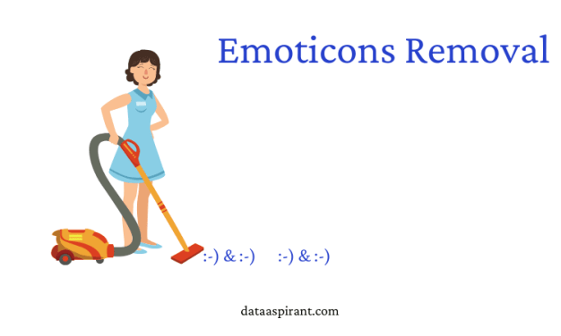 Emoticons Removal