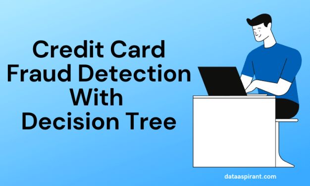 Credit card fraud detection with decision tree