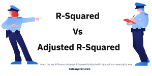 Difference between R-Squared and Adjusted R-Squared