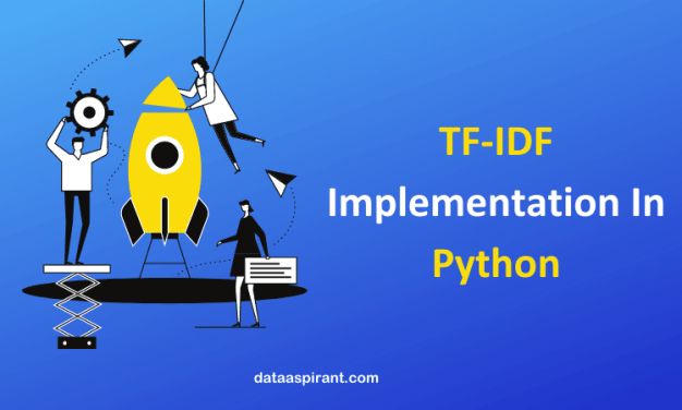 TF-IDF Implementation In Python
