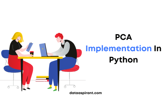 PCA Implementation In Python