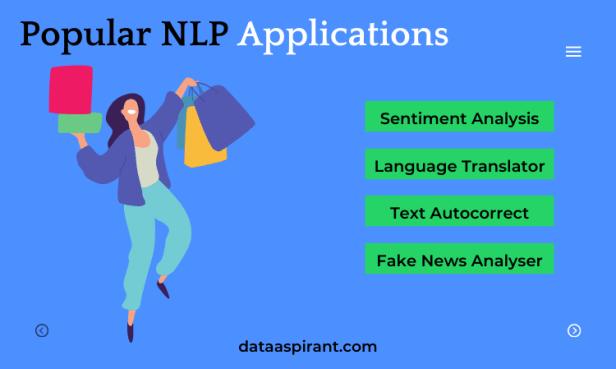Popular NLP Applications