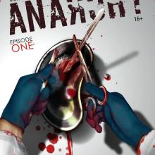 Anarchy African comic cover