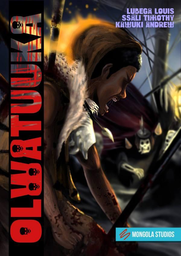Olwatuuka comic cover