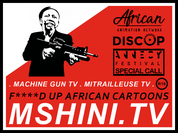 Mshini TV by African Animation Network