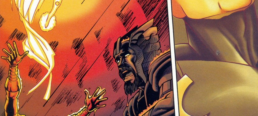 DC Day: The Alpha Effect, Mister Miracle's New God Power