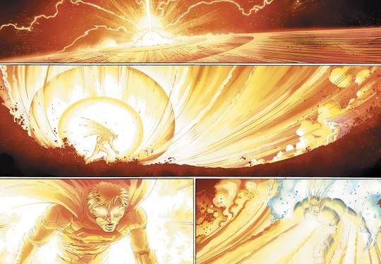 Feat: Superman, 'Superman #38'