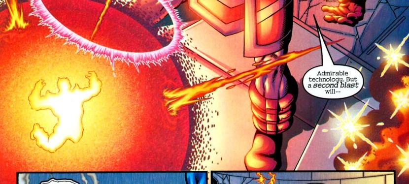 Feat: Thanos, Thanos #5