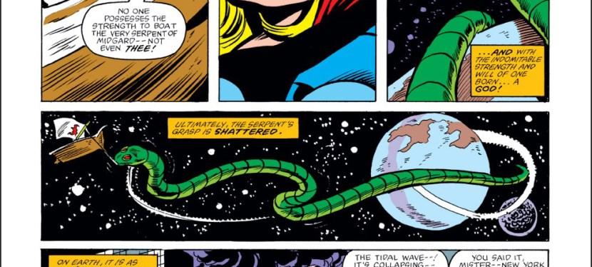 Feat: Thor, 'Thor' #327