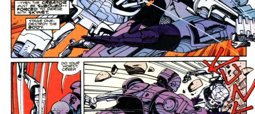 Battles Of The Week: RoboCop vs Terminator
