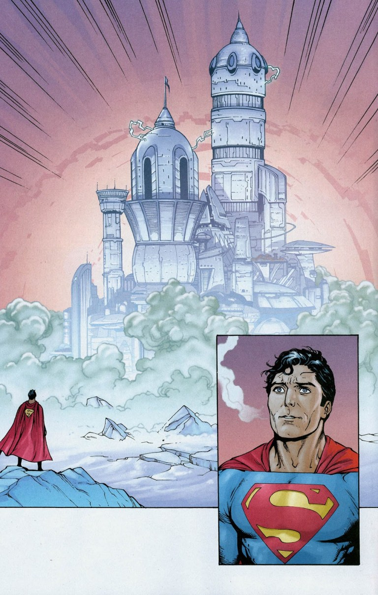 In 'Action Comics' (2008) #870, Superman restores Kandor to its proper size.