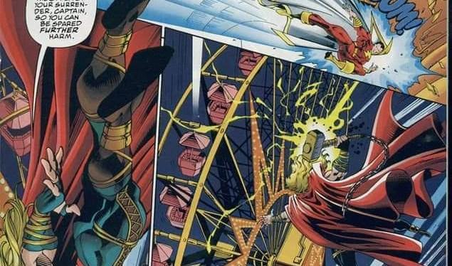 """""""DC Versus Marvel TP"""" Review"""