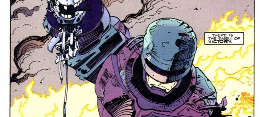 Dark Horse Day Series: Robocop Is Half-Man, Half-Machine