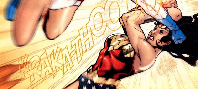 Battles Of The Week: Power Girl vs Wonder Woman