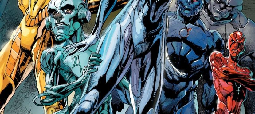 DC Day Series: The Metal Men's Bios