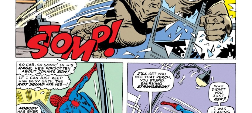 Feat: Spider-Man, 'Amazing Spider-Man' #41