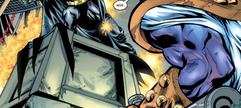 Battles Of The Week: Batman vs Prometheus