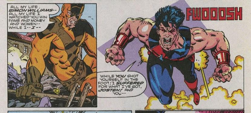 Feat: Wonder Man, 'Wonder Man' #1