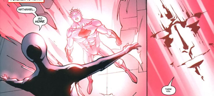 DC Day: In The 'Armageddon' Storyline, The WildC.A.T.s. Rescue Captain Atom Stranded In The DC Multiverse From The WorldStorm