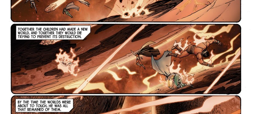 Feat: Hyperion, 'Avengers' #4