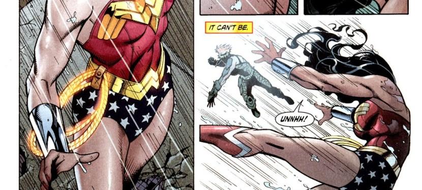 Battles Of The Week: Wonder Woman vs Genocide (Hero vs Villain)