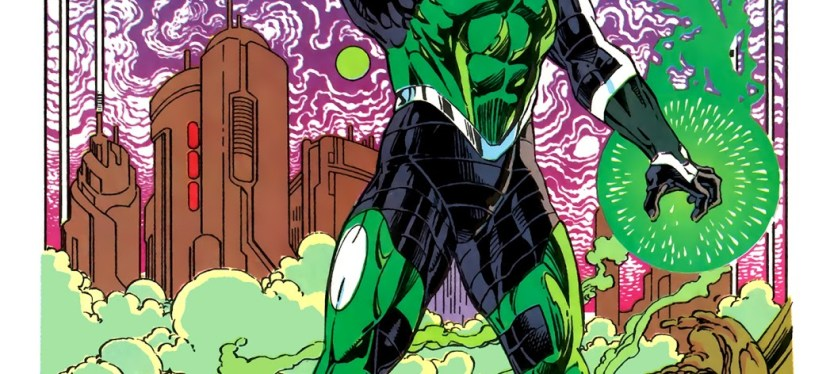 DC Day: Driven Mad By The Destruction Of Coast City, Green Lantern Hal Jordan Gives Into The Darkness And Becomes The Demonic Entity Named Parallax