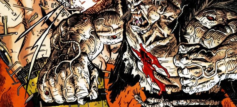 Battles Of The Week: Amazo vs Solomon Grundy (Villain vs Villain)