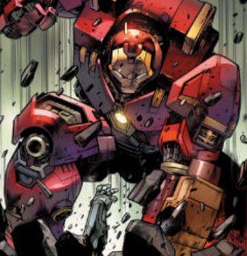 Super Power: Iron Man's Hulkbuster Armor Increases His Strength To Take On Hulk