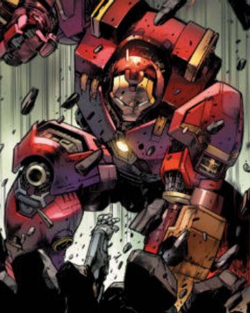 Iron Man Armor Model 52.