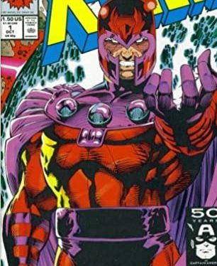 Super Power: Magneto's Mastery Of Magnetism Is The Next Phase Of Human Evolution And Makes Him An Omega Level Mutant