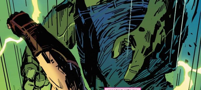 Battles Of The Week: Juggernaut And D-Cell vs Hulk (Team vs Hero)