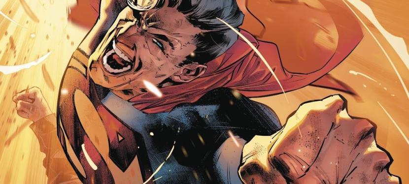 Feat: Superman, 'Justice League' #25