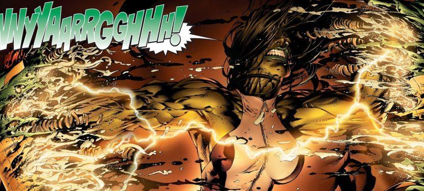 Feat: She-Hulk, 'Avengers' #500