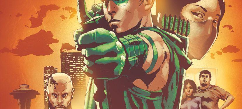 """Green Arrow (2011-2016) #24"" Review"