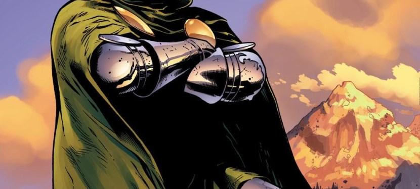 Battle Ranker Competition Round 1: Wolverine vs Doctor Doom