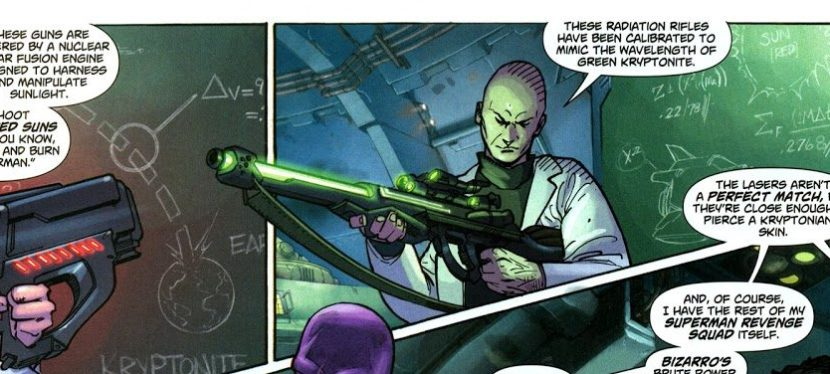 Feat: Lex Luthor, 'Action Comics Annual' #11