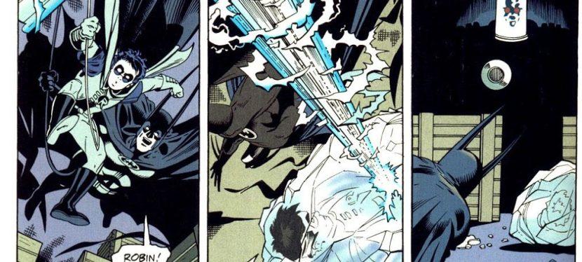 Feat: Mr. Freeze, 'Batman: Mr. Freeze' #1