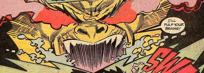 Battle Ranker Competition Round 2: Batman vs Etrigan The Demon
