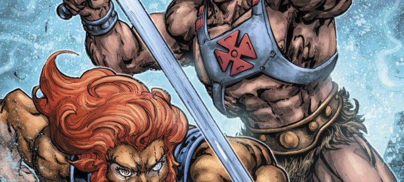 Battles Of The Week: He-Man and Lion-O vs Mumm-Ator Part II (Team vs Villain)