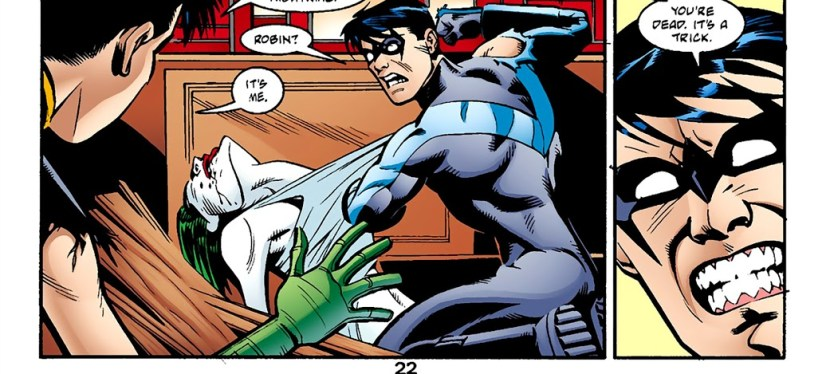 Battle Ranker Competition Round 2: Nightwing vs Joker