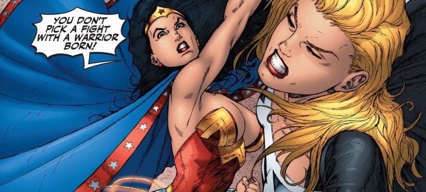 Battle Ranker Competition Round 2: Wonder Woman vs Supergirl