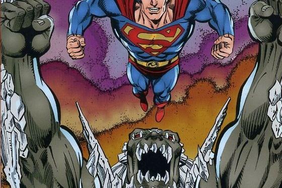 """""""Superman/Doomsday: Hunter/Prey (Superman (DC Comics))"""" Review"""
