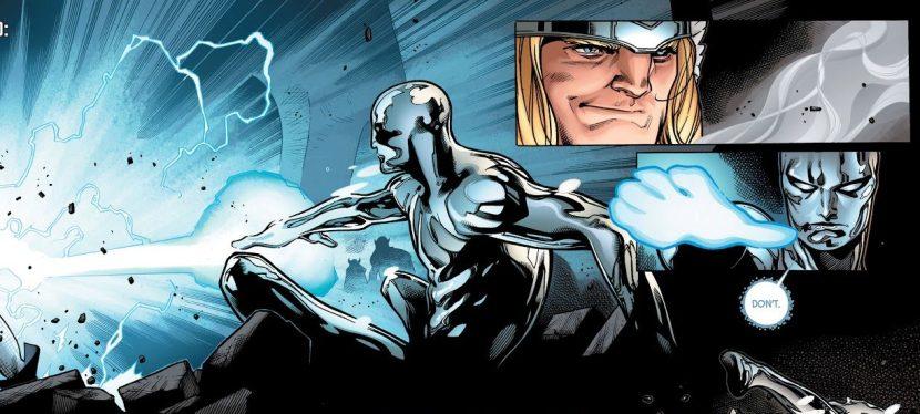 Battles Of The Week: Silver Surfer vs Thor (Hero vs Hero)