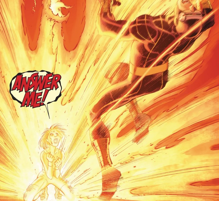 In 'Avengers vs X-Men' (2012) #1, while training, Hope Summers manifests the Phoenix Force.