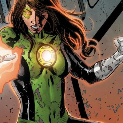 In 'Justice League Odyssey' (2019) #13, Jessica Cruz becomes an Omega Lantern.