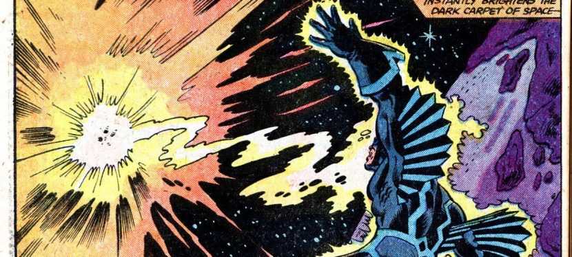 Super Power: Black Bolt's Inhuman Voice, Particle And Electron Manipulation Powers Make Him As Powerful As A Herald Of Galactus