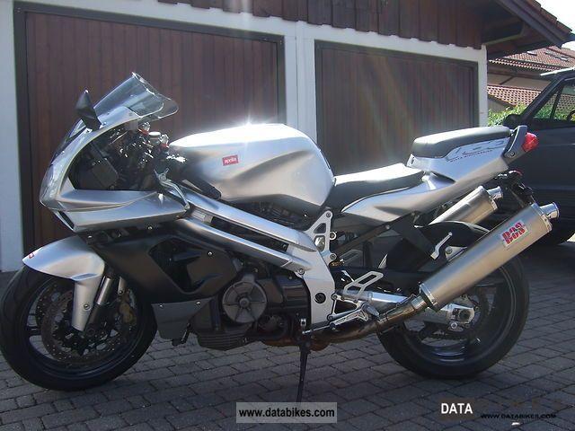 2001 Aprilia Sl 1000 Falco